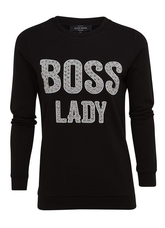 Nikkie Sweater Boss Lady Selected by Kate Moss