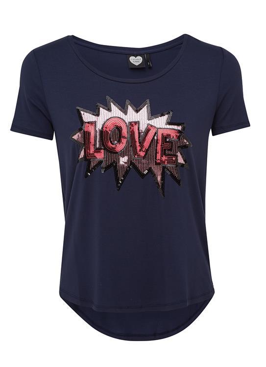 Catwalk Junkie T-Shirt Love