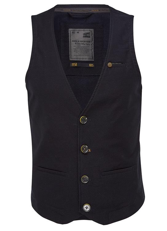 No Excess Gilet Dots