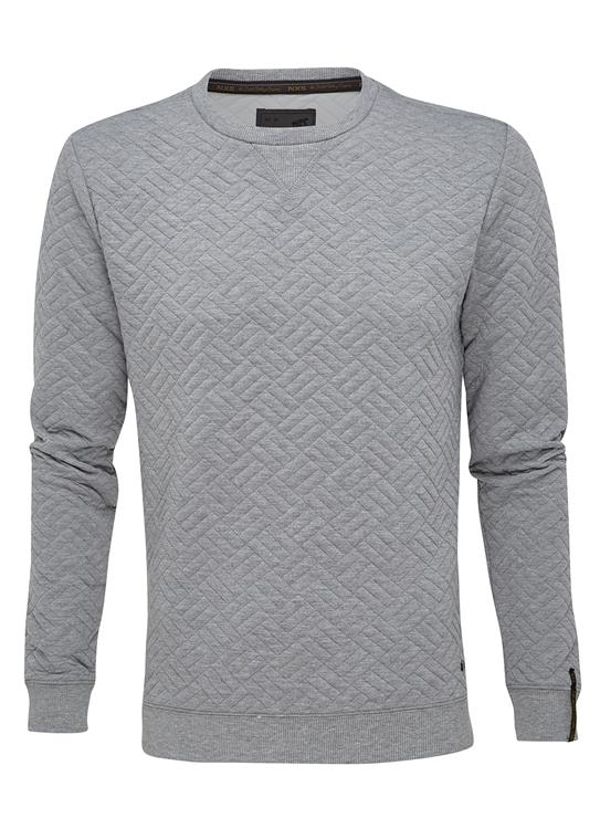 No Excess Sweater Jacquard