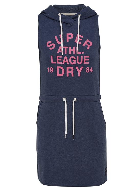 Superdry Jurk Athl. League Loopback