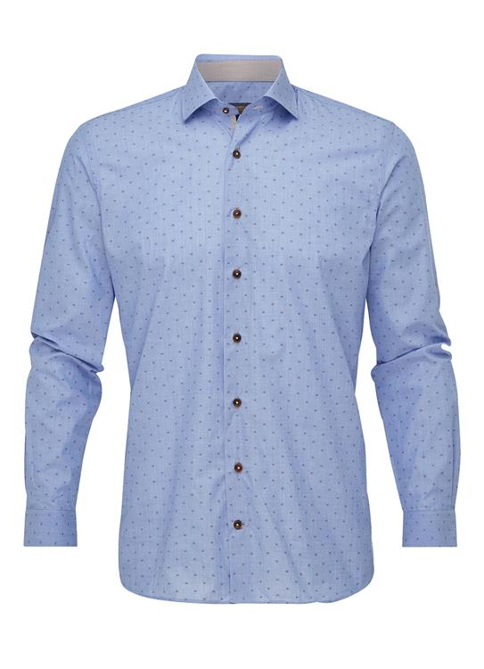 Born with Appetite Overhemd BWA17306BR
