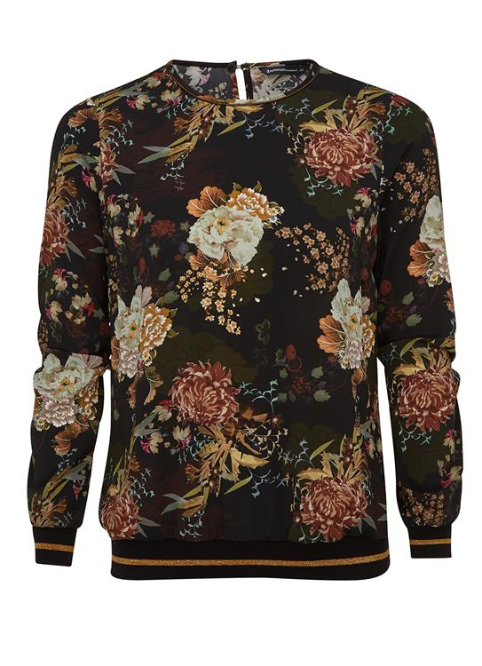 Summum Top LS Floral