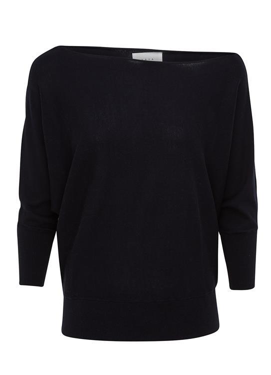 YAYA Sweater Off-shoulder