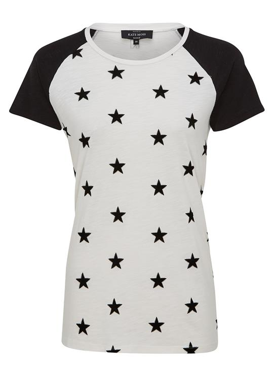 Nikkie T-Shirt Star Selected by Kate Moss
