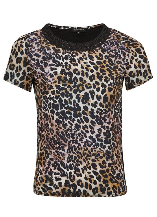 Tramontana T-Shirt Leopard