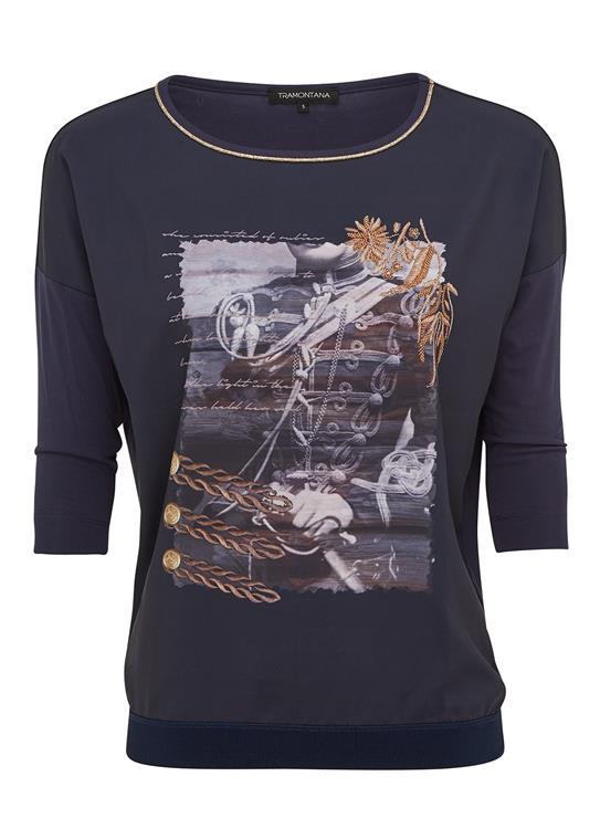 Tramontana T-Shirt Satin