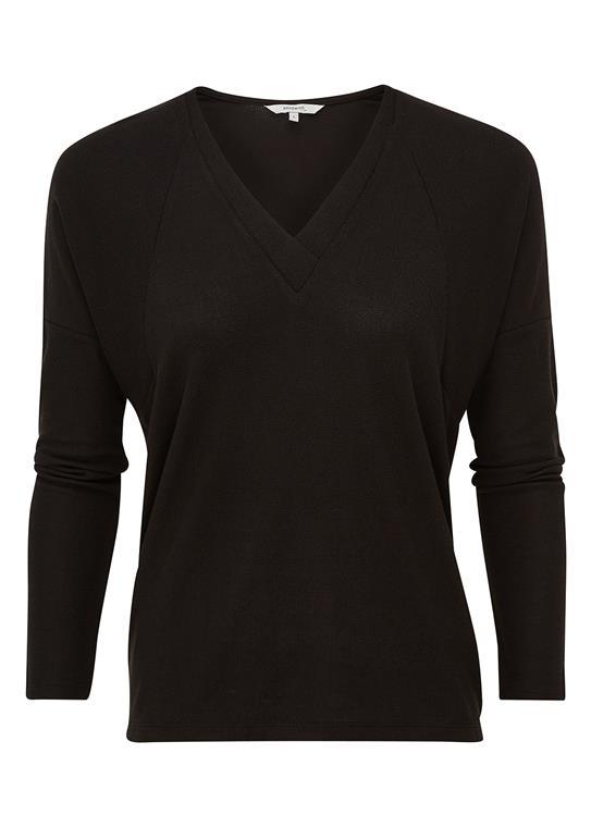 Sandwich T-Shirt LS Black