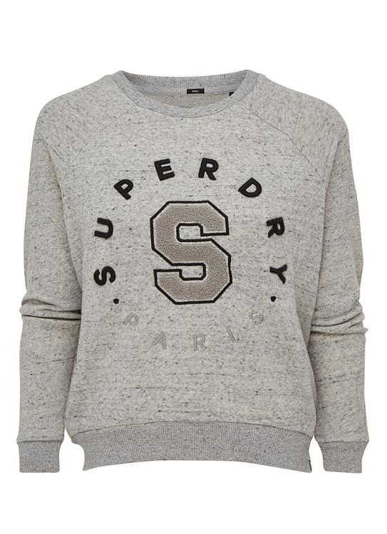 Superdry Sweater Applique