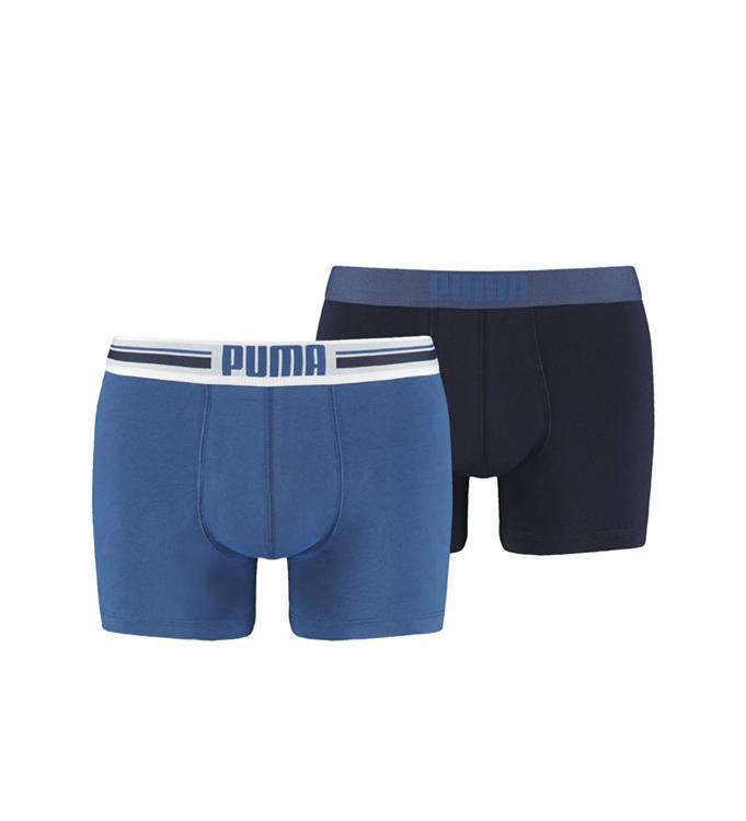 Puma Placed Logo Boxer 2p
