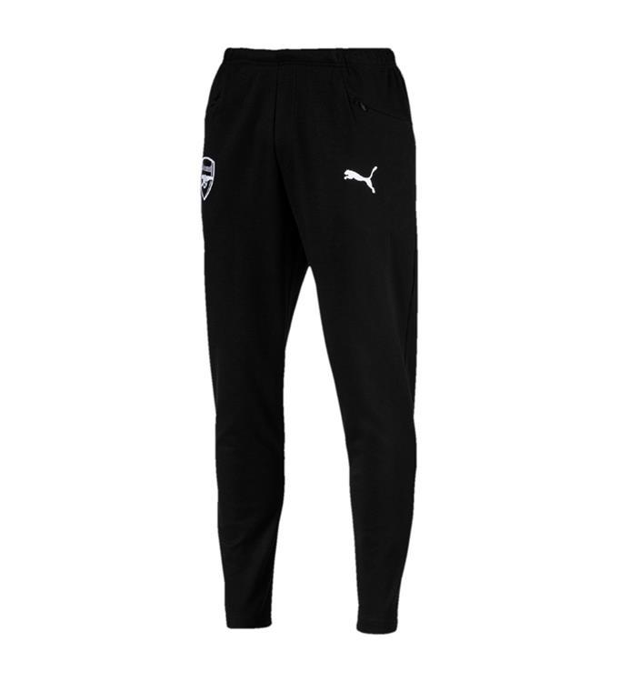 Puma Arsenal FC CASUAL Performance Sweat Pants WITH zipped pocket
