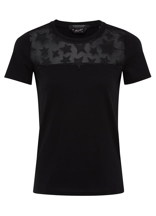 Maison Scotch T-Shirt Star