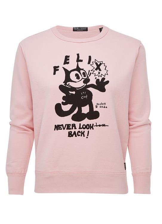 Amsterdams Blauw Sweater Felix