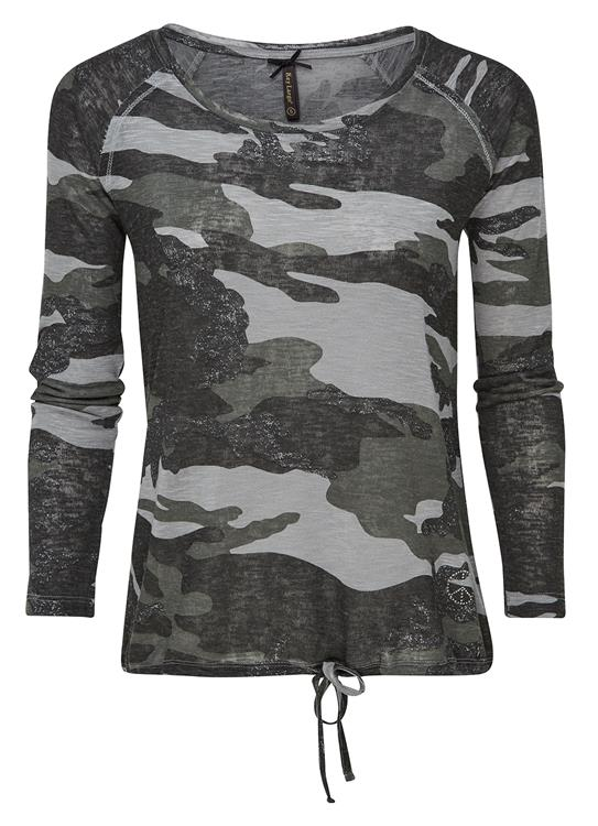 Key Largo Top Camo Print