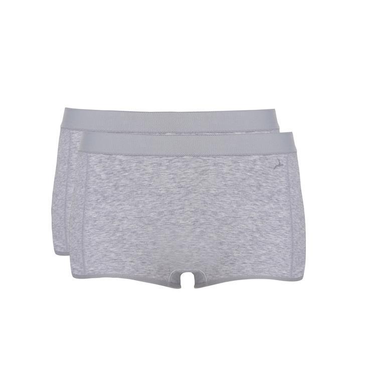 Ten Cate Girls Basic Shorts 13-18 jaar 2-pack