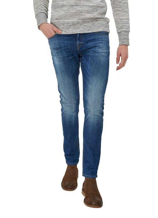 Amsterdams Blauw Jeans Skim Dutch