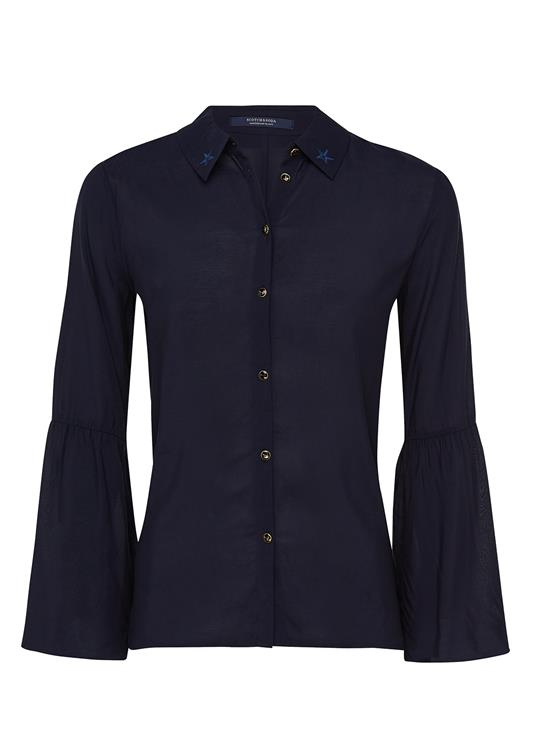 Amsterdams Blauw Blouse Celebration