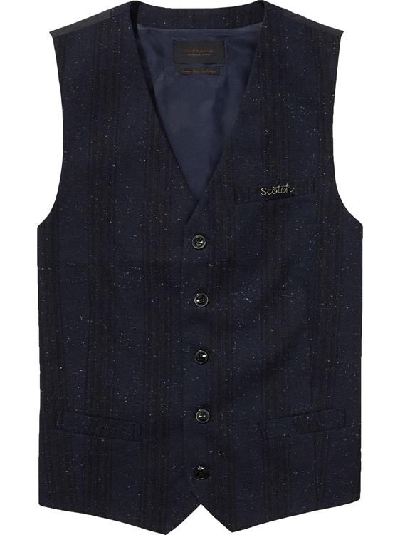 Scotch & Soda Gilet Classic
