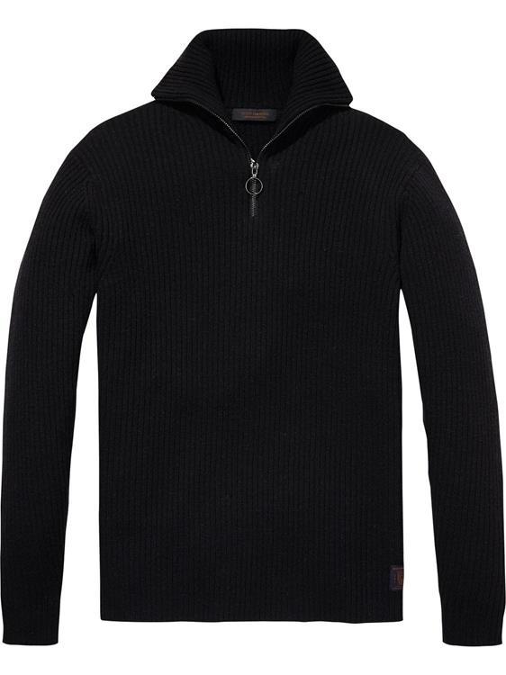 Scotch & Soda Sweater Zip