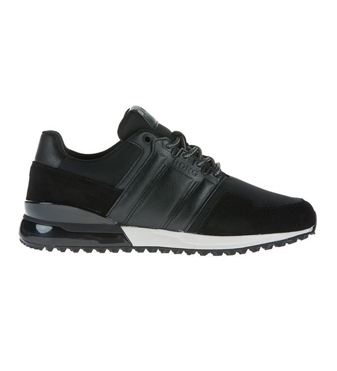 Björn Borg  R230 LOW HKG M 0999 BLACK Sneakers