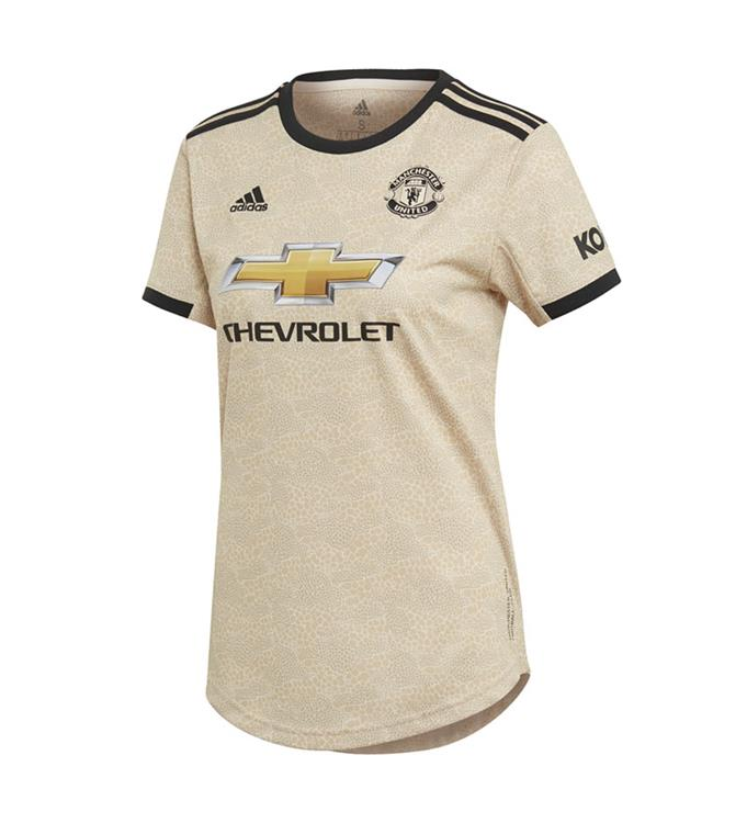 adidas Manchester United FC Uitshirt 2019/2020 W