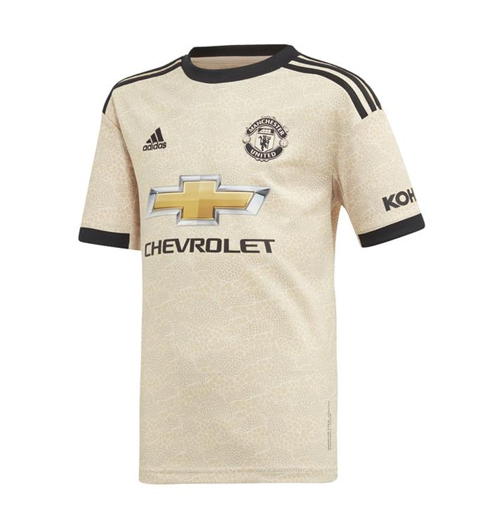 adidas Manchester United FC Uitshirt 2019/2020 Y