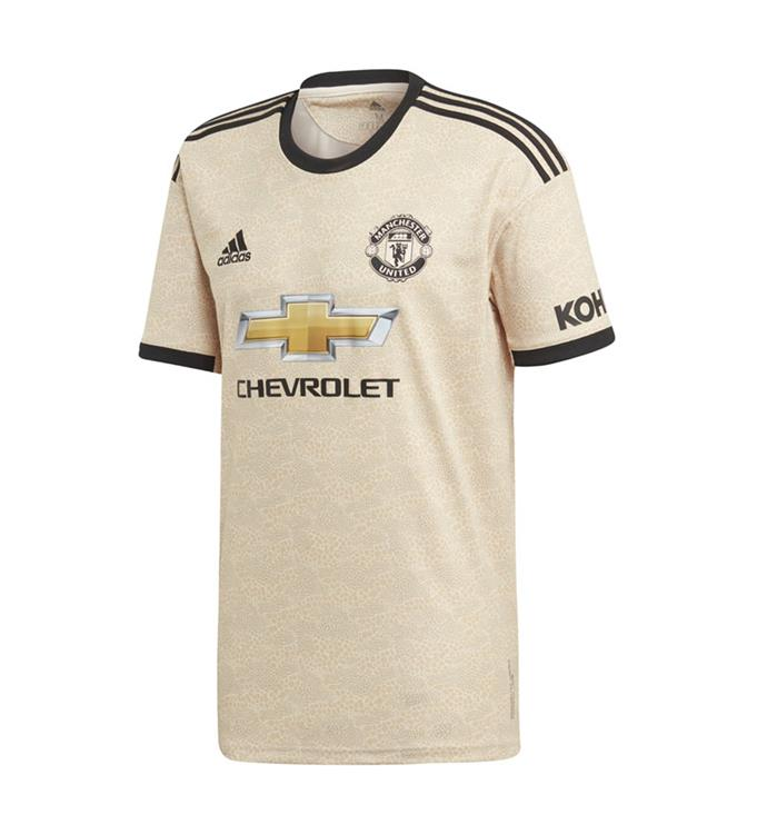 adidas Manchester United FC Uitshirt 2019/2020 M