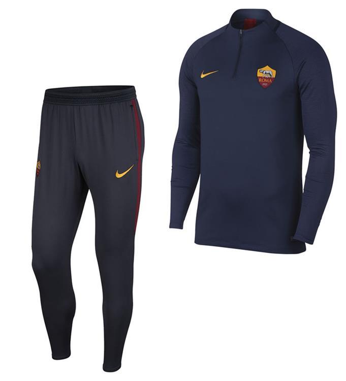 Nike SET AS Roma Trainingspak 2019-2020 M