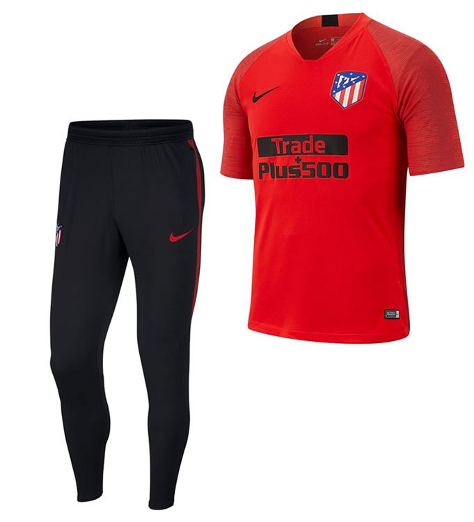 Nike SET Atletico Madrid Trainingspak 2019-2020 M