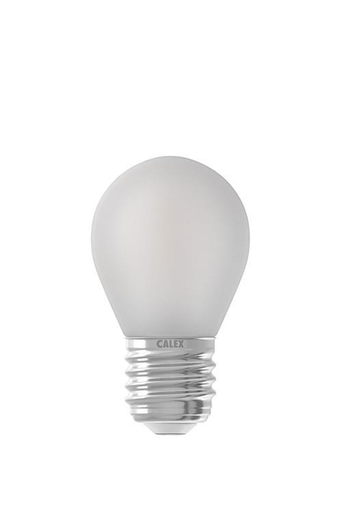 Calex LED filament dimbaar Kogellamp