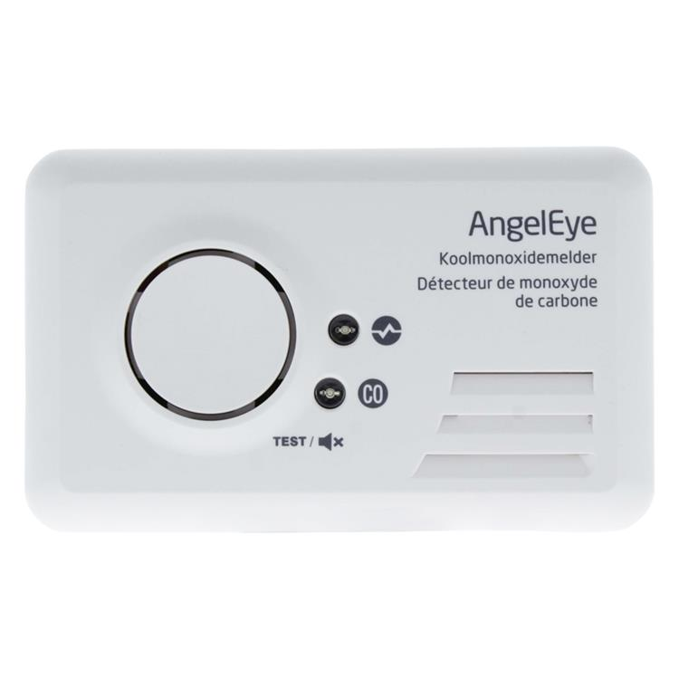 Angeleye koolmonoxidemelder 7 jaar 2xAA