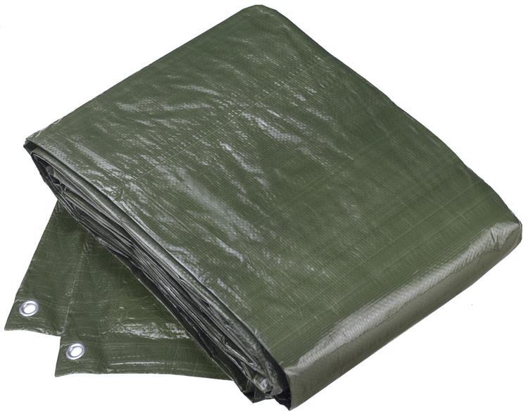 Dekzeil groen 600X800cm