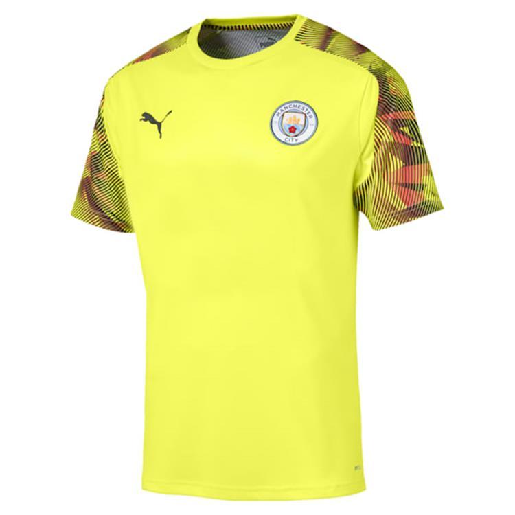 Puma Manchester City FC Training Jersey M