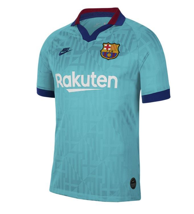 Nike FC Barcelona Derde Shirt 2019/2020 M