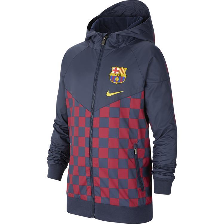 Nike FC Barcelona Windrunner 2019/2020 Y