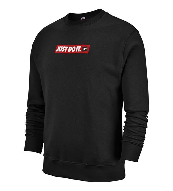 Nike Sportswear JDI Fleece Crew Sweater M