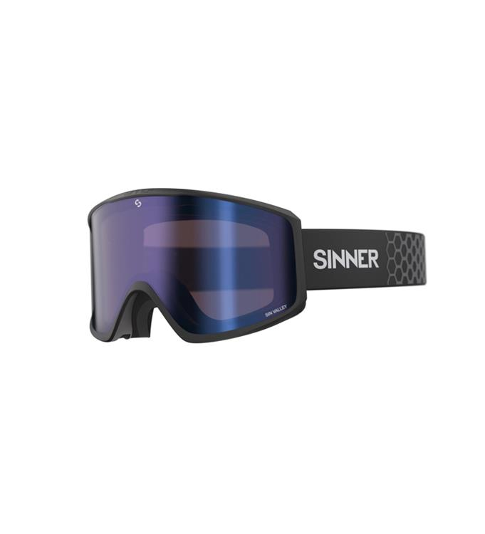 Sinner SIN VALLEY + ( incl spare lens ) Skibril