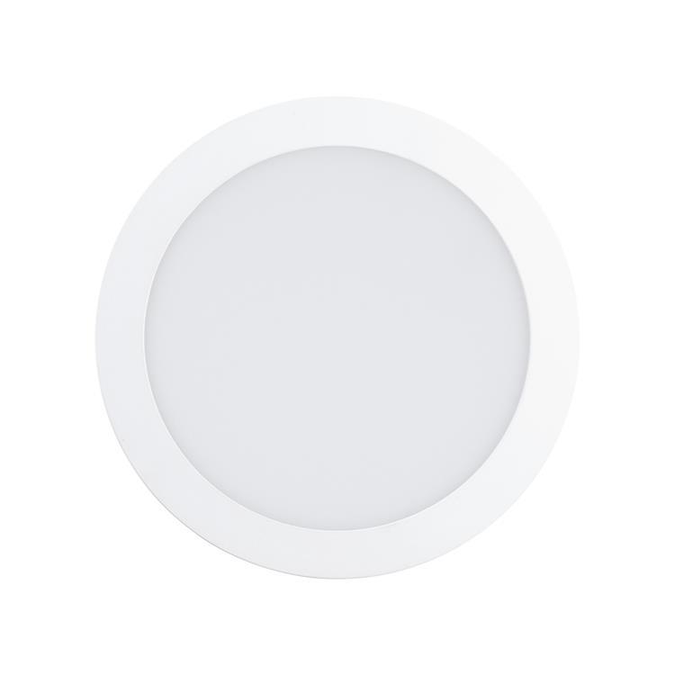 Led inbouwspot Fueva 18W wit diameter 225mm