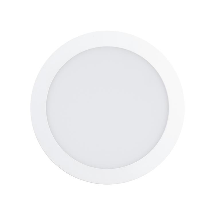 Led inbouwspot Fueva 18W wit diameter 225mm dimbaar