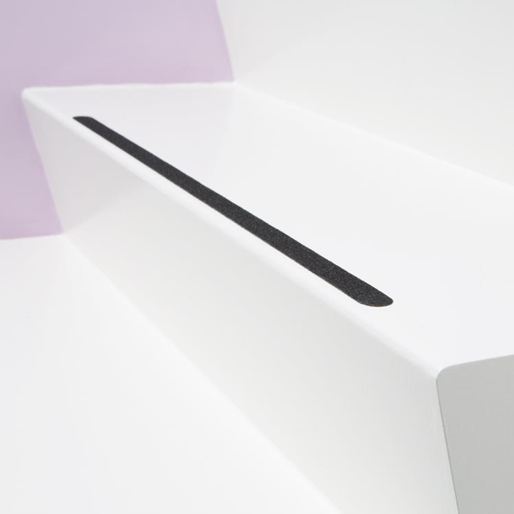Anti Slip Sticker 19X600mm Zwart