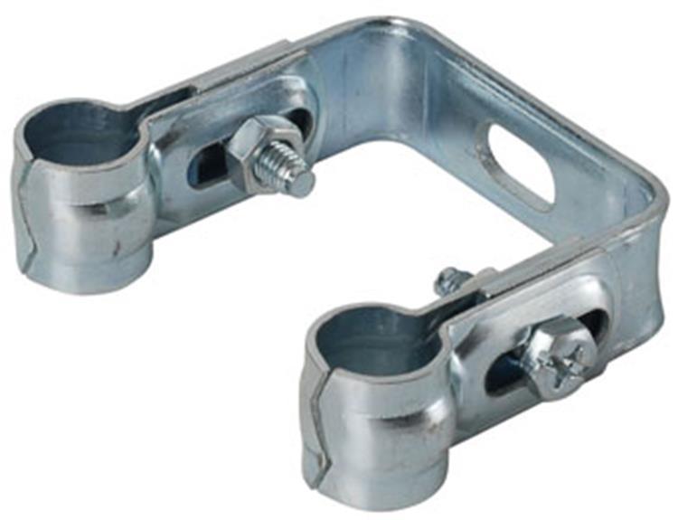 Plieger CV-buisbeugel dubbel per paar 15mm