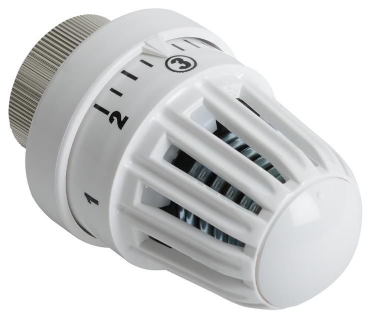 Plieger knop voor thermostatische radiatorkraan