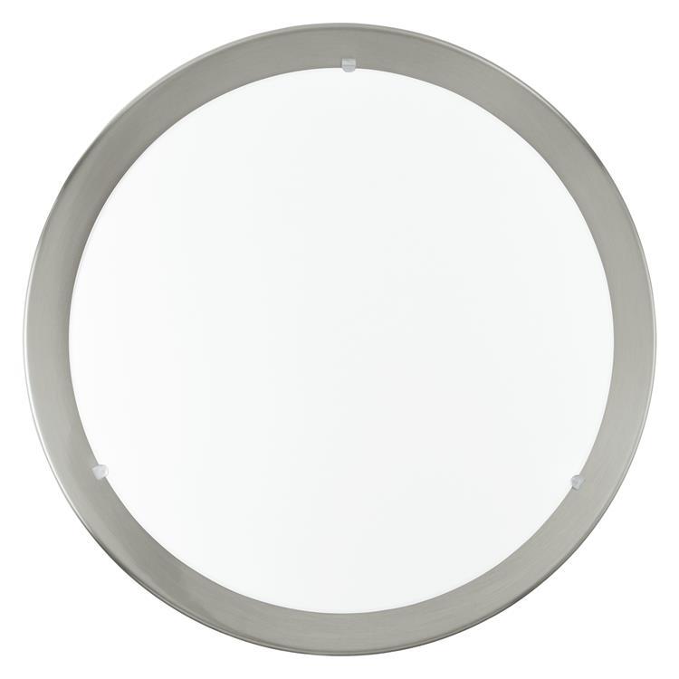 Eglo Plafonnière LED Planet 12W RVS diameter 29cm
