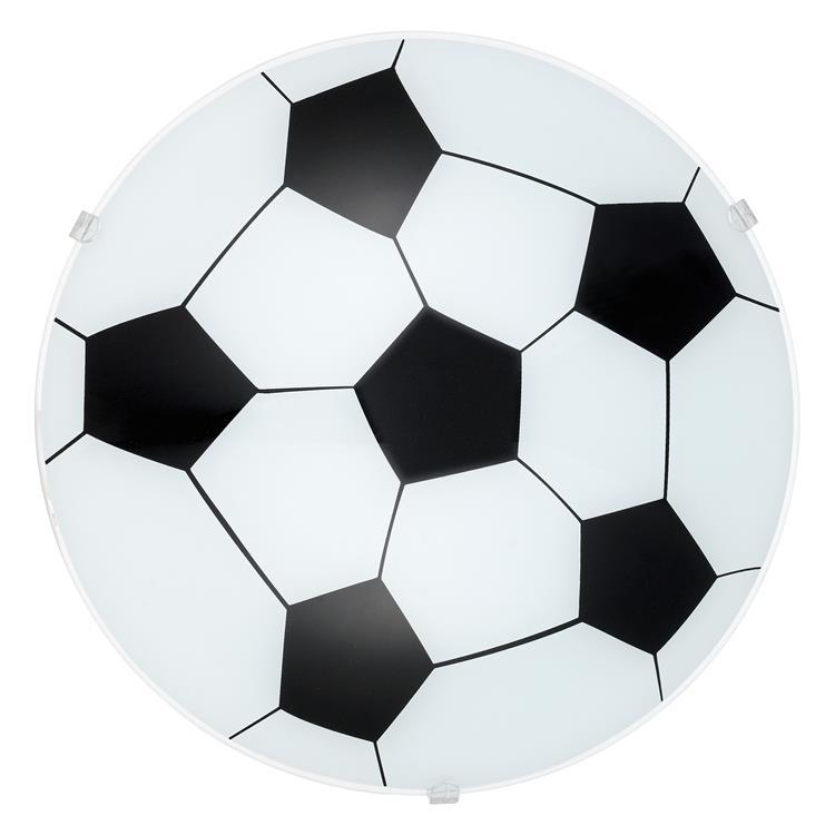 Eglo Plafonnière Junior 1 voetbal
