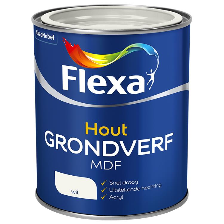Flexa grondverf mdf 750 ml