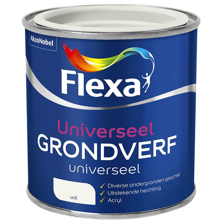Flexa grondverf universeel water basis 250 ml