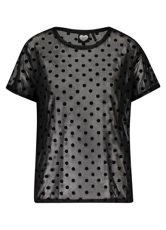 Catwalk Junkie T-Shirt Spicy Polka