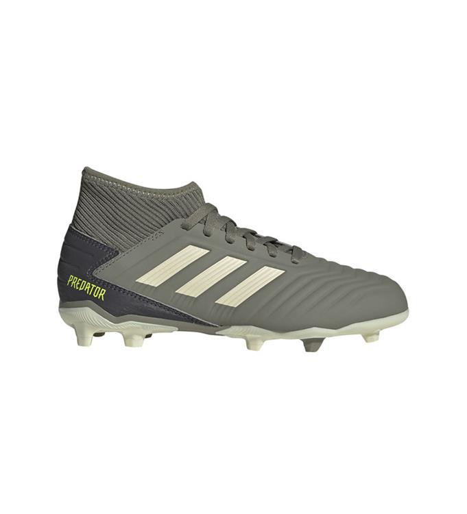 adidas Predator 19.3 Firm Ground Voetbalschoenen J