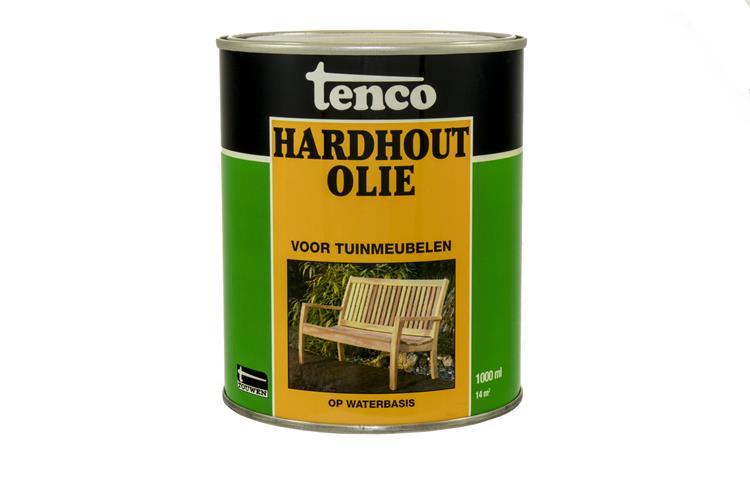Tenco Hardhoutolie Naturel 1L
