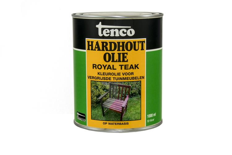 Tenco Hardhoutolie Royal Teak 1L